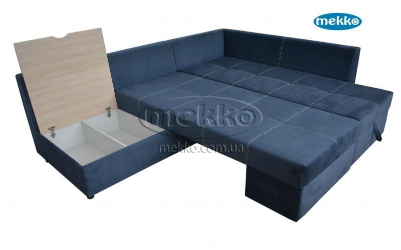 Кутовий диван з поворотним механізмом (Mercury) Меркурій ф-ка Мекко (Ортопедичний) - 3000*2150мм  Городище-19