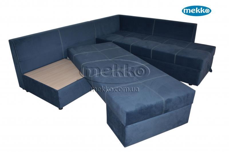 Кутовий диван з поворотним механізмом (Mercury) Меркурій ф-ка Мекко (Ортопедичний) - 3000*2150мм  Городище-15